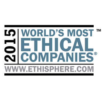 2015 World's Most Ethical Company