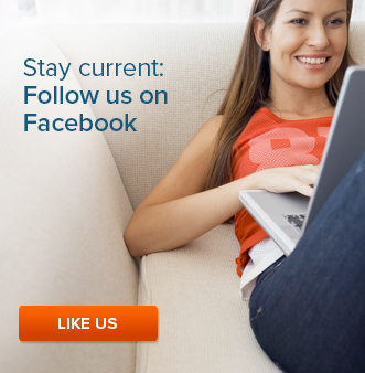 Stay current: Follow us on Facebook