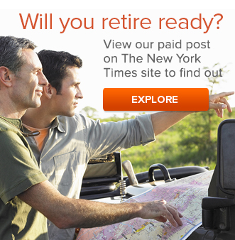 Will you retire ready? View our paid post on The New York Times site to find out  EXPLORE